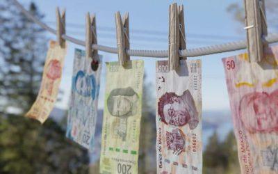 Presupuesto para lucha antilavado, 9% menor para el 2022