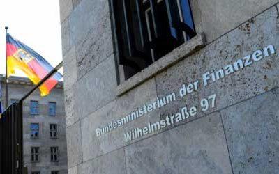 Ministerio de Finanzas alemán es registrado en investigación por lavado de dinero