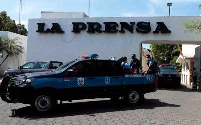 La Prensa de Nicaragua rechaza acusación de lavado de dinero contra su gerente